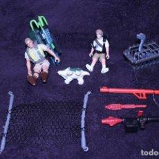 Figurines d'action: JURASSIC PARK MUÑECOS ACCION AÑOS 90. Lote 204702285