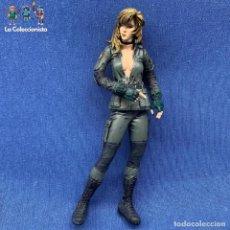 Figuras de acción: FIGURA KONAMI - SNIPER WOLF - MCFARLANE - METAL GEAR - SMASH HIT VIDEO GAME - AÑO 1999 - 16 CM. Lote 204763222