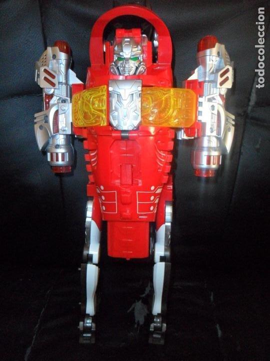 Figuras de acción: ROBOT T.REX BLASTER, TRANSFORMER - 45CM! 3 TRANSFORMACIONES - ROBOT CHINO- - Foto 2 - 205352362