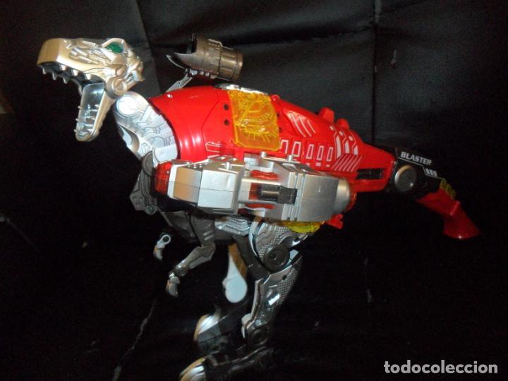 Figuras de acción: ROBOT T.REX BLASTER, TRANSFORMER - 45CM! 3 TRANSFORMACIONES - ROBOT CHINO- - Foto 4 - 205352362