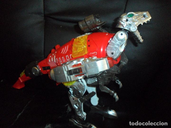 Figuras de acción: ROBOT T.REX BLASTER, TRANSFORMER - 45CM! 3 TRANSFORMACIONES - ROBOT CHINO- - Foto 5 - 205352362