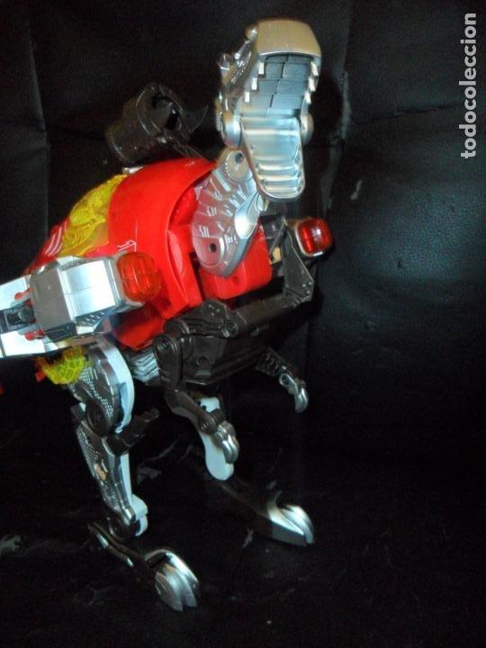 Figuras de acción: ROBOT T.REX BLASTER, TRANSFORMER - 45CM! 3 TRANSFORMACIONES - ROBOT CHINO- - Foto 6 - 205352362
