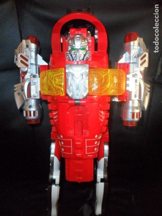 Figuras de acción: ROBOT T.REX BLASTER, TRANSFORMER - 45CM! 3 TRANSFORMACIONES - ROBOT CHINO- - Foto 7 - 205352362