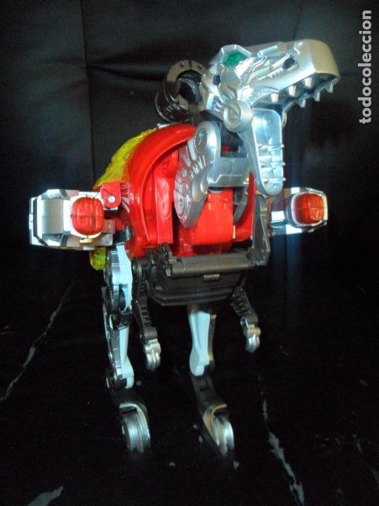 ROBOT T.REX BLASTER, TRANSFORMER - 45CM! 3 TRANSFORMACIONES - ROBOT CHINO- (Juguetes - Figuras de Acción - Otras Figuras de Acción)