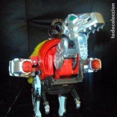 Figuras de acción: ROBOT T.REX BLASTER, TRANSFORMER - 45CM! 3 TRANSFORMACIONES - ROBOT CHINO-. Lote 205352362