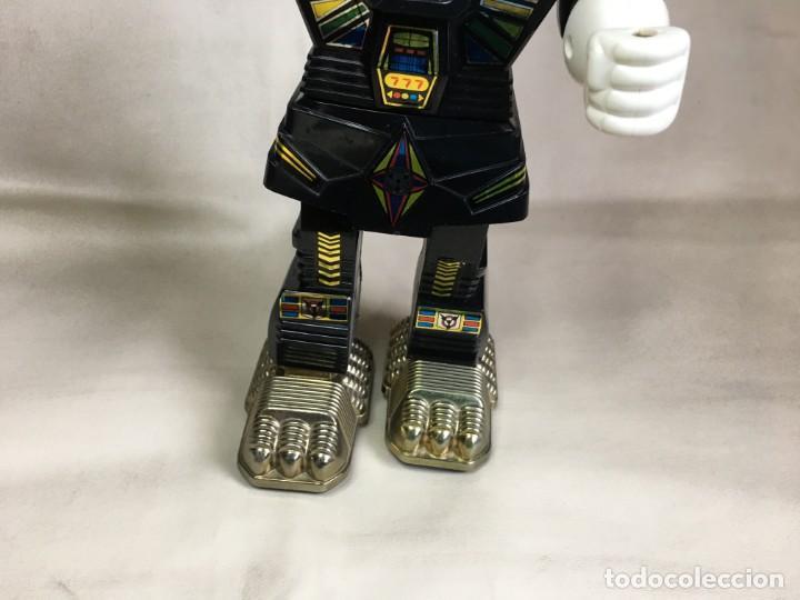 Figuras de acción: ROBOT DE JUGUETES SON I TOYS - 1986 - Foto 3 - 205728588