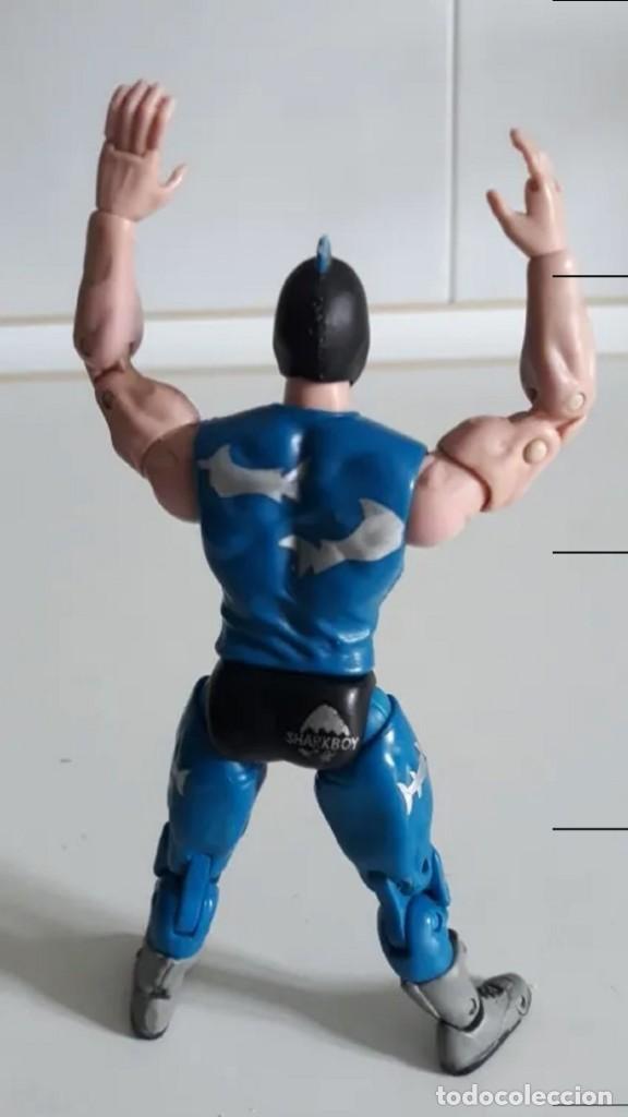 Figuras de acción: Figura Shark boy Marvel toys 2006 14 cm - Foto 2 - 205749168