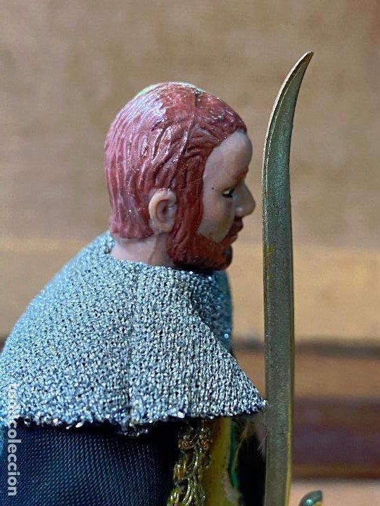 Figuras de acción: autentico madelman oriolano, caballero de orihuela - 19 cm de largo - Foto 7 - 205786672