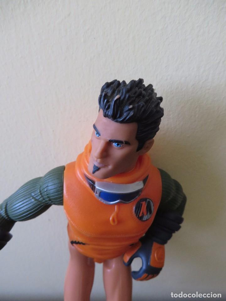 Figuras de acción: Figura Action Man De Hasbro internacional. Año 2002 - Foto 2 - 205796365