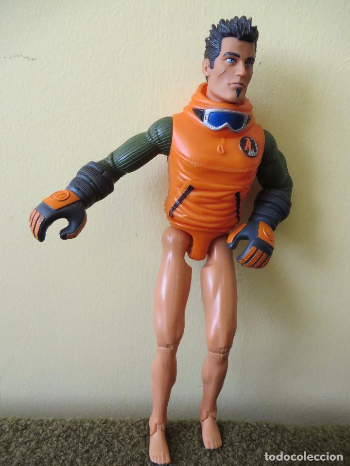 Figuras de acción: Figura Action Man De Hasbro internacional. Año 2002 - Foto 5 - 205796365