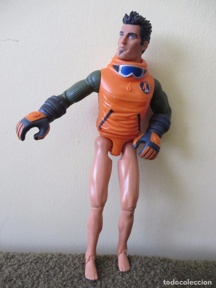 Figuras de acción: Figura Action Man De Hasbro internacional. Año 2002 - Foto 7 - 205796365