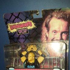 Figuras de acción: WCW LUCHADORES - FIGURA DIAMOND DALLAS. Lote 206404822