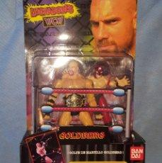 Figuras de acción: WCW LUCHADORES - GOLDBERG. Lote 206404876