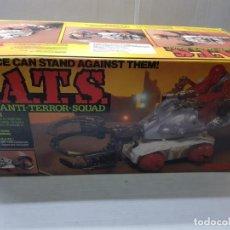 Figuras de acción: ROBOT ANTI TERROR SQUAD DE TOMY REF 5305 SIN ABRIR. Lote 206824407