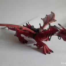 Figuras de acción: FIGURA DRAGON MEGA BLOCKS / AIRON RAIDERS 2004. Lote 206874068