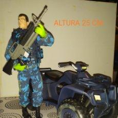 Figuras de acción: SOLDADO DE COMBATE. Lote 207192970