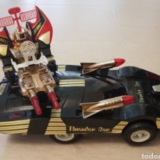 Figuras de acción: IMPRESIONANTE STUNT ROBOT CAR FUNCIONANDO IMPECABLE. Lote 207758488