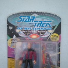 Figuras de acción: STAR TREK - ALMIRANTE JEAN LUC-PICARD - A ESTRENAR, EN BLISTER. Lote 207981720