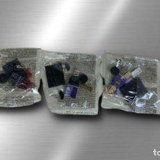 Figuras de acción: THE BEATLES - LOTE 3 FIGURAS COMPATIBLES LEGO. Lote 208225920