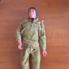 Figuras de acción: MUÑECO LONE RANGER TONTO MARX GABRIEL. Lote 210249800