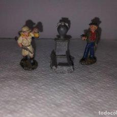 Figuras de acción: FIGURA FIGURAS SIN MARCAS VER FOTOS. Lote 210525108