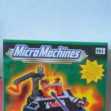 Figure di azione: MICROMACHINES OCEAN BATTLE BASE.MICRO MACHINES HASBRO 2002.NUEVO EN CAJA SIN ABRIR.. Lote 295297213
