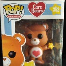 Figuras de acción: OSO AMOROSO TENDERHEART BEAR- CARE BEARS - FUNKO POP - 11CM. NUEVO EN CAJA OSOS AMOROSOS. Lote 211264685