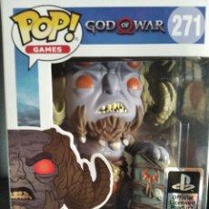 Figuras de acción: FIRE TROLL - GOD OF WAR - FUNKO POP - 13CM. NUEVO EN CAJA -. Lote 211265586