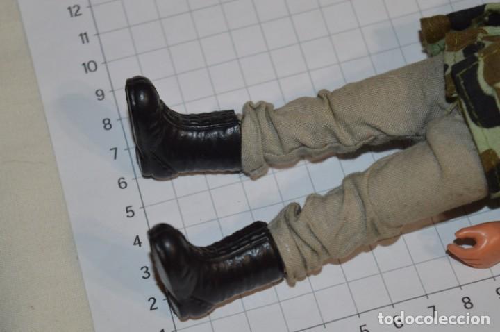 Figuras de acción: ANTIGUO MUÑECO MILITAR - TONG Ind. Co. USA & UK / Años 60/70 - Tipo/similar a MEGO - Act DANNY DARE - Foto 4 - 211772283