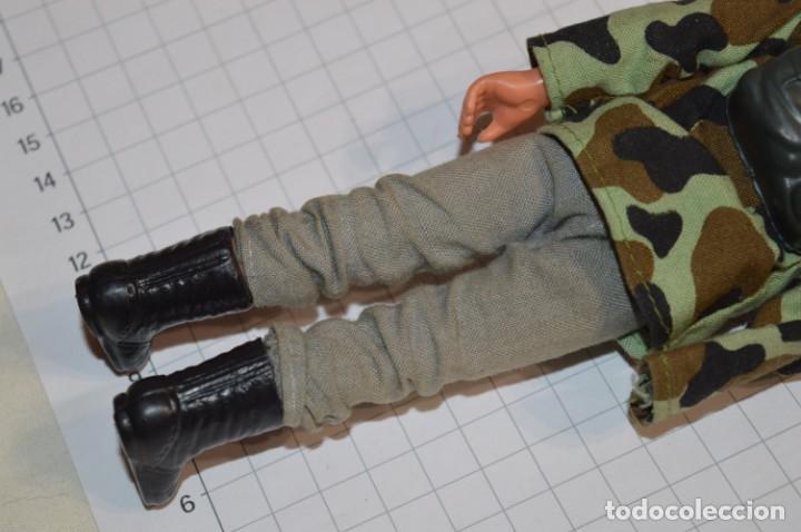 Figuras de acción: ANTIGUO MUÑECO MILITAR - TONG Ind. Co. USA & UK / Años 60/70 - Tipo/similar a MEGO - Act DANNY DARE - Foto 6 - 211772283