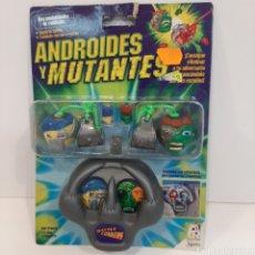 Figuras de acción: ANDROIDES Y MUTANTES POPULAR DE JUGUETES. Lote 211829146