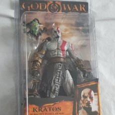 Figuras de acción: FIGURA KRATOS GOD OF DE WAR. Lote 212243008