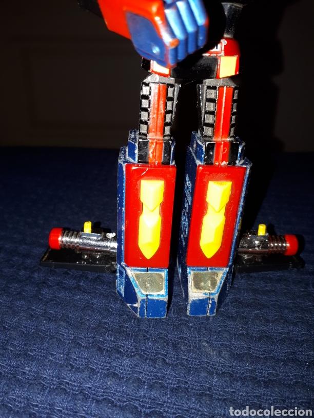 Figuras de acción: Robot TOSHO DAIMOS TIPO MAZINGER Z JAPAN 84 leer descripción - Foto 2 - 212328901