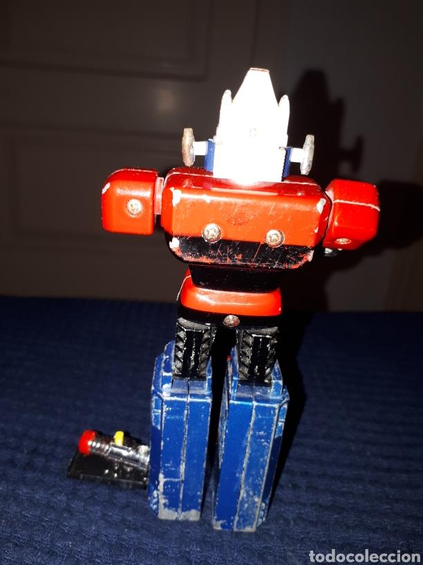 Figuras de acción: Robot TOSHO DAIMOS TIPO MAZINGER Z JAPAN 84 leer descripción - Foto 4 - 212328901