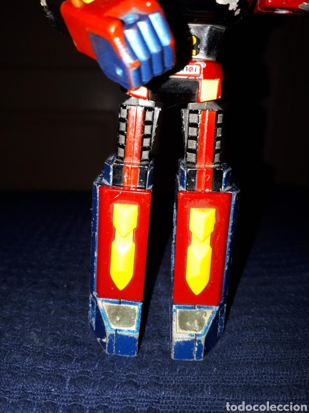 Figuras de acción: Robot TOSHO DAIMOS TIPO MAZINGER Z JAPAN 84 leer descripción - Foto 5 - 212328901