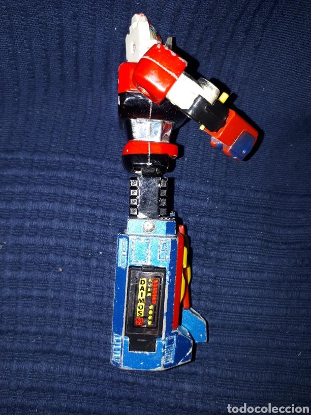 Figuras de acción: Robot TOSHO DAIMOS TIPO MAZINGER Z JAPAN 84 leer descripción - Foto 6 - 212328901