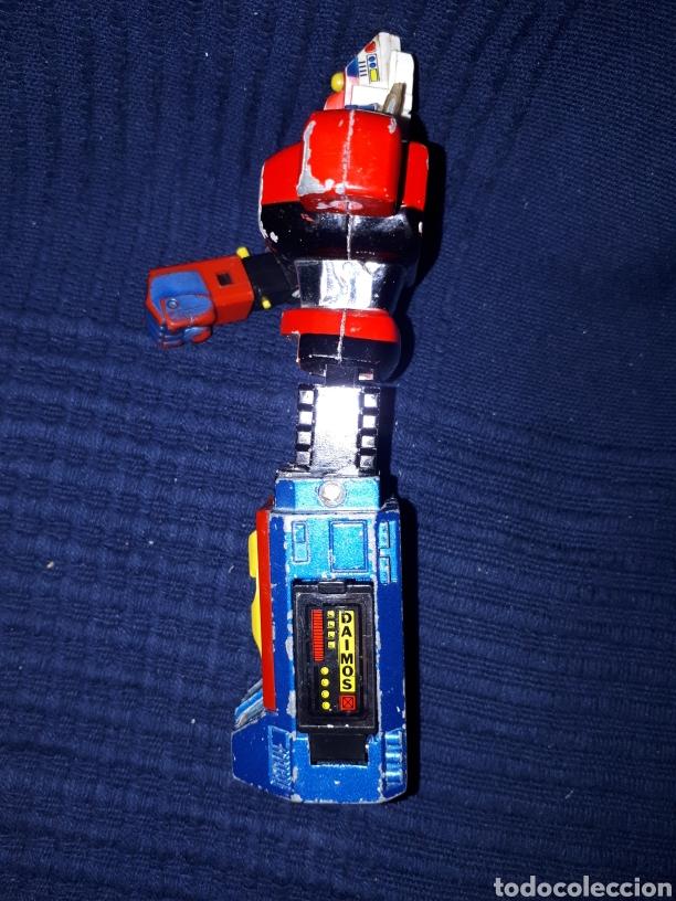 Figuras de acción: Robot TOSHO DAIMOS TIPO MAZINGER Z JAPAN 84 leer descripción - Foto 7 - 212328901