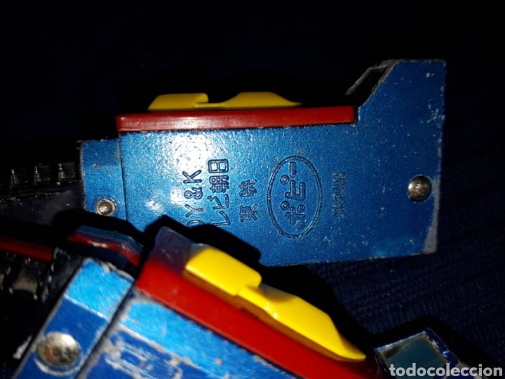 Figuras de acción: Robot TOSHO DAIMOS TIPO MAZINGER Z JAPAN 84 leer descripción - Foto 8 - 212328901