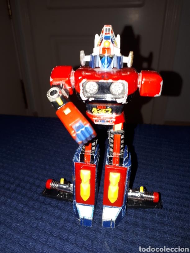 ROBOT TOSHO DAIMOS TIPO MAZINGER Z JAPAN 84 LEER DESCRIPCIÓN (Juguetes - Figuras de Acción - Otras Figuras de Acción)