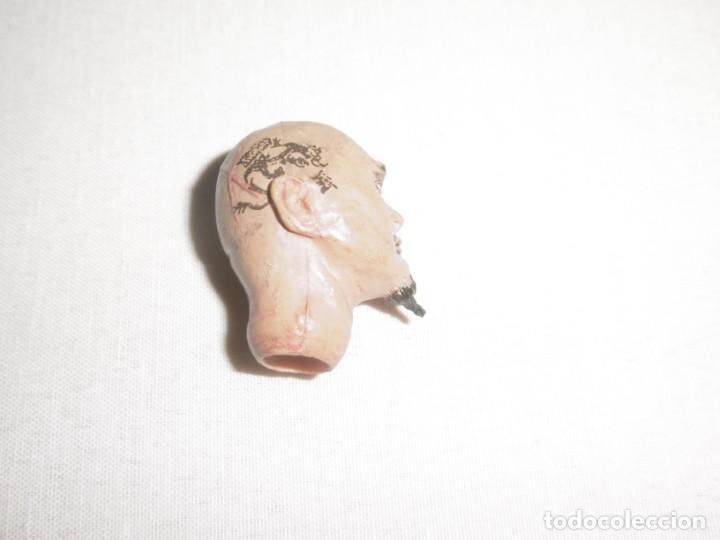 Figuras de acción: NECA cabeza de Sao Feng. Piratas del Caribe. - Foto 2 - 212734730