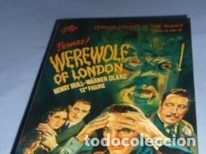 Figuras de acción: Sideshow WEREWOLF OF LONDON. Última unidad disponible. - Foto 2 - 193338532