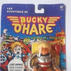 Figuras de acción: LAS AVENTURAS DE BUCKY O'HARE WILLY, EN BLISTER NUEVO A ESTRENAR. Lote 215195653