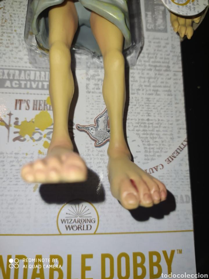 Figuras de acción: Dobby maleable Harry Potter de Colección. Nunca abierto - Foto 3 - 215689642