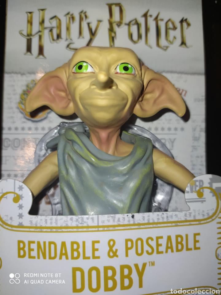 Figuras de acción: Dobby maleable Harry Potter de Colección. Nunca abierto - Foto 4 - 215689642