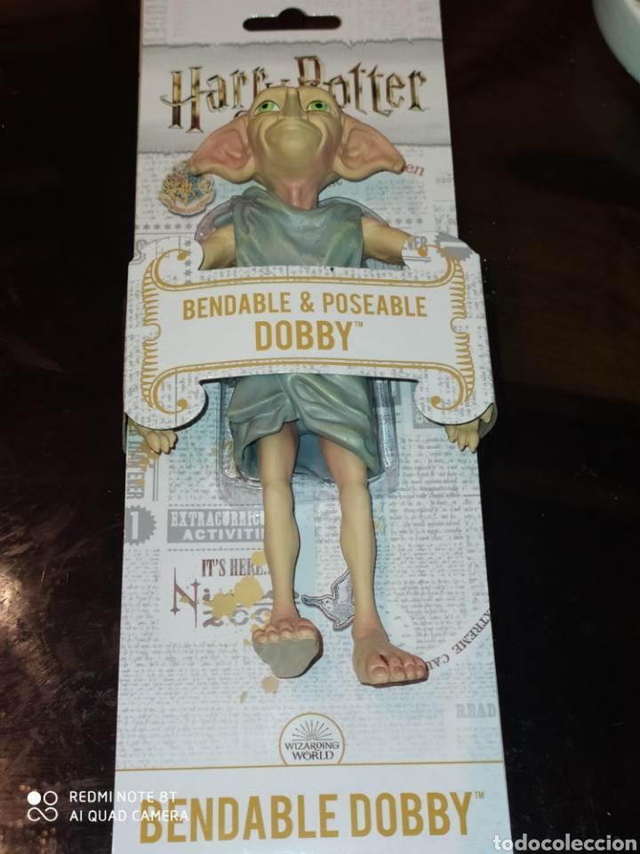 Figuras de acción: Dobby maleable Harry Potter de Colección. Nunca abierto - Foto 6 - 215689642