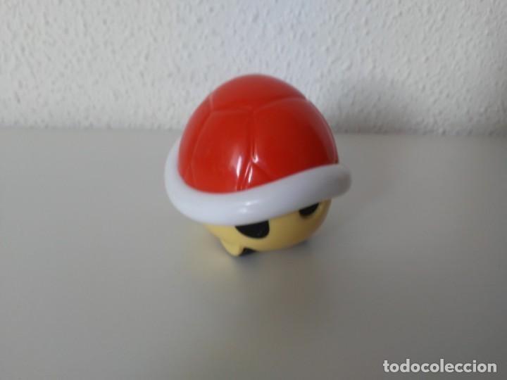 Figuras de acción: Koopa Troopa con ruedas Tortuga escondida Mario Bros McDonalds 2017 Nintendo - Foto 2 - 216498608