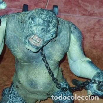 Figuras de acción: Orco Hobbiit. Gran Figura con sonido de Marvel 2001 - Foto 2 - 217244406