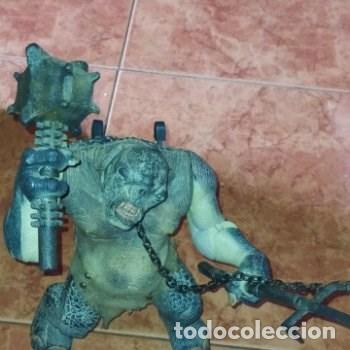 Figuras de acción: Orco Hobbiit. Gran Figura con sonido de Marvel 2001 - Foto 3 - 217244406