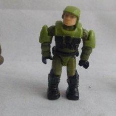 Figuras de acción: LOTE 3 FIGURAS MUÑECOS DEL TAMAÑO DE LOS DE LEGO. Lote 217380667
