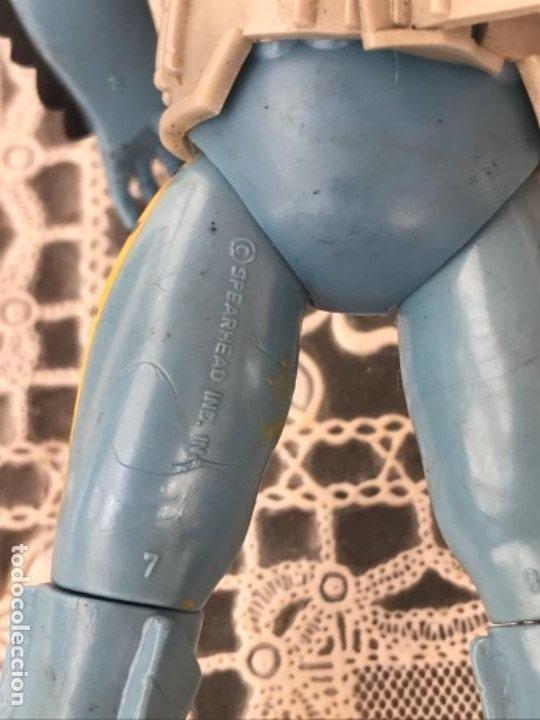 Figuras de acción: RARA FIGURA X-CHANGERS BATTLEHAWKS STAR PROWLER ACAMAS TOYS SPEARHEAD INDUSTRIES BOOTLEG - Foto 9 - 218374442